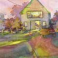 Art Barn, Port Clyde by Virgil Carter