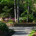 Art Center Garden 1 by Kathryn Meyer