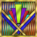 Art Deco 23 by Chuck Staley