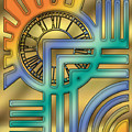 Art Deco 24 by Chuck Staley