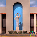 Art Deco Of Texas State Fairgrounds by David and Carol Kelly