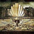 Art Deco Eagle by Theresa Tahara