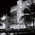 Art Deco Miami Beach by George Oze