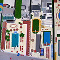 Art Deco Pools by Toni Silber-Delerive