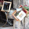 Art Gallery Bike by Iwona Dale