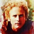 Art Garfunkel, Music Legend by John Springfield