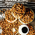 Art In Commercial Coffee by Jorgo Photography - Wall Art Gallery