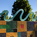 Art In The Park - Louis Armstrong Park - New Orleans by Debra Martz