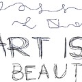 Art Is Beauty  by Rachel