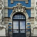 Art Nouveau In Riga by Christian Hallweger