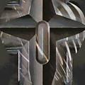 Art Of The Holy Cross by Mario Carini