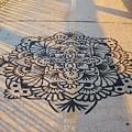Art On Manhattan Bridge by Karen Silvestri