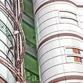 Art Print Fasade 11 by Harry Gruenert