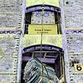 Art Print Fasade 8 by Harry Gruenert