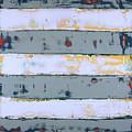 Art Print Stripes by Harry Gruenert