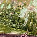 Art Print Texture 35 by Harry Gruenert