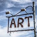 Art Sign by Edward Fielding
