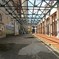 Art Space In Former Power Plant by Ben Schumin