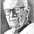 Arthur C. Clarke by Murphy Elliott