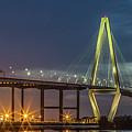 Arthur Ravenel Jr. Bridge Panoramic by Donnie Whitaker
