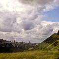 Arthurs Seat Edinburgh by Douglas Barnett