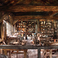 Artist - Potter - The Potters Shop  by Mike Savad