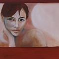 Artist Self Portrait by Niki Sands