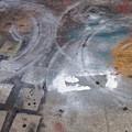 Artist Sidewalk 3 by Anita Burgermeister