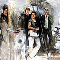 Artists From Windsor by Leyla Munteanu