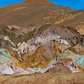 Artists Palette At Death Valley by Tranquil Light Photography
