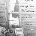 As For Me And My House by Judy Hall-Folde