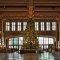 Asbury Boardwalk Christmas Tree by Kristia Adams