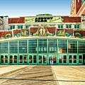 Asbury Park Convention Center Asbury Nj by Geraldine Scull