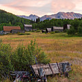 Ashcroft Ghost Town by John Vose