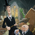 Ashes Fun In The Funeral Crypt by Martin Davey