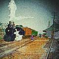 Ashland Station by Cliff Wilson
