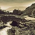 Ashness Bridge Cumbria England by Panoramic Images