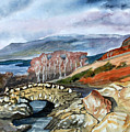 Ashness Bridge. by John Cox