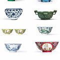 Asian Art Chinese Pottery by Celestial Images