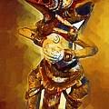 Asian Dragon Man by Russ Harris