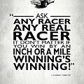 Ask Any Racer by Mark Rogan