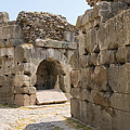 Asklepios Temple Ruins by Bob Phillips