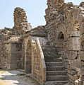 Asklepios Temple Ruins View 2 by Bob Phillips