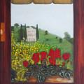 Asolo Italy by Robert Silverton