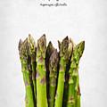 Asparagus by Mark Rogan