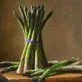 Asparagus  by Robert Papp
