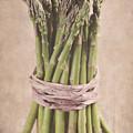 Asparagus Spears by Neil Overy