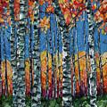 Aspen Grove By Olena Art by OLena Art Brand