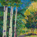 Aspen Trails by Billie Colson
