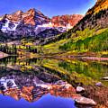 Aspen Wonder by Scott Mahon